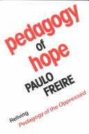 Download Pedagogy of hope