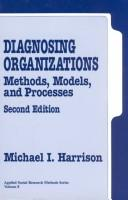 Download Diagnosing organizations