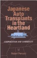 Download Japanese auto transplants in the heartland