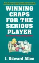 Download Winning craps for the serious player