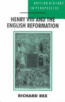 Download Henry VIII and the English Reformation