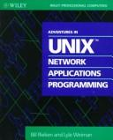 Download Adventures in UNIX network applications programming
