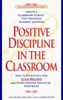 Download Positive discipline in the classroom