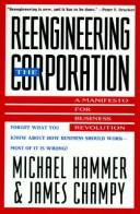Download Reengineering the corporation