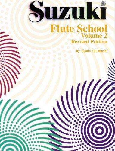 Suzuki Flute School Flute Part (The Suzuki Method Core Materials)