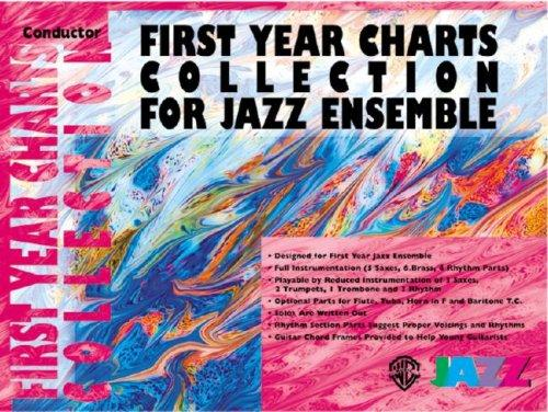 Download First Year Charts Collection for Jazz Ensemble