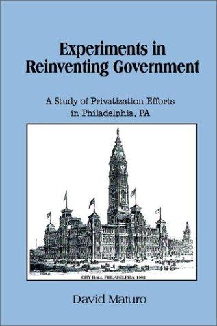 Download Experiments in Reinventing Government