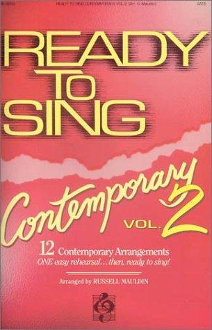 Download Ready to Sing Contemporary – Volume 2