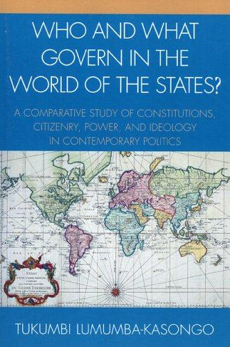 Who and What Govern in the World of the States?