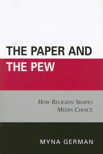 Download The Paper and the Pew