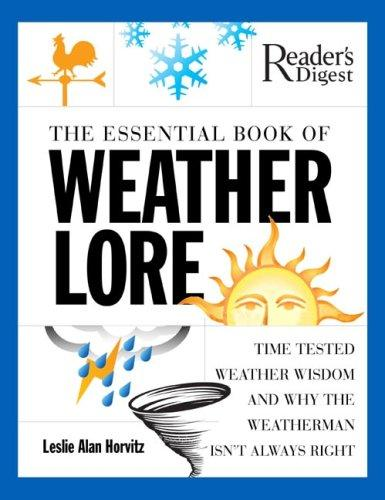 Download The Essential Book of Weather Lore