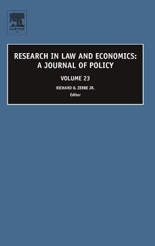 Download Research in Law and Economics