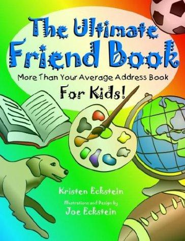 The Ultimate Friend Book