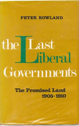 Download The last Liberal governments
