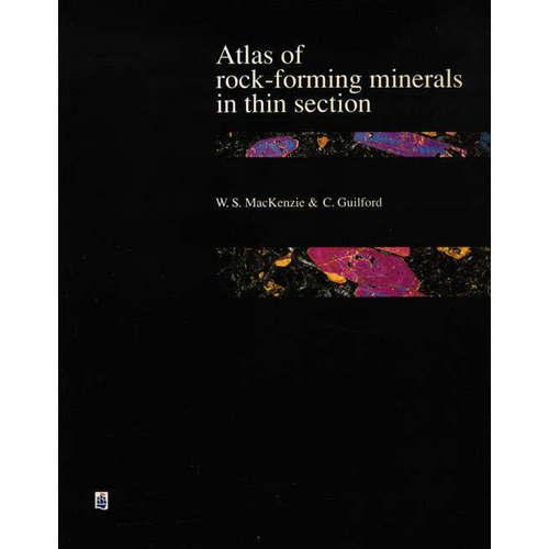 Download Atlas of rock-forming minerals in thin section