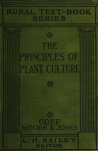 The principles of plant culture