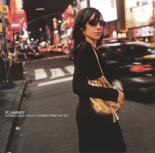 PJ Harvey You Said Something Artwork