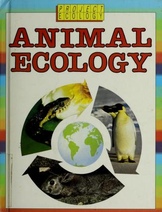 Animal ecology by Lambert, Mark