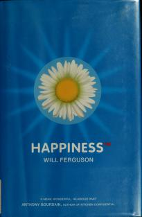 Cover of: Happiness by Will Ferguson