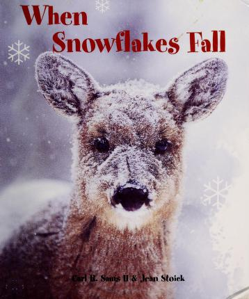 Cover of: When snowflakes fall by Carl R. Sams