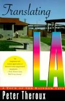 Translating LA by Peter Theroux