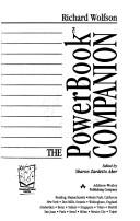The PowerBook companion by Richard Wolfson