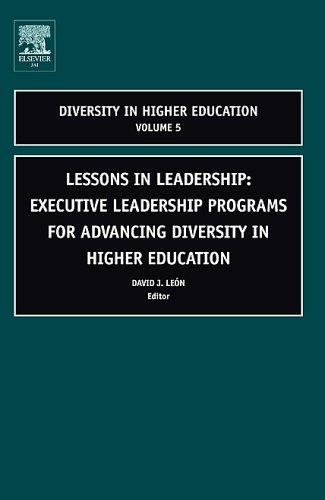Lessons in Leadership, Volume 5 by David Leon