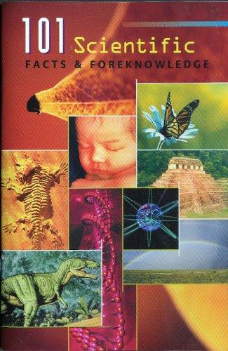 101 Scientific Facts & Foreknowledge by Jim Tetlow