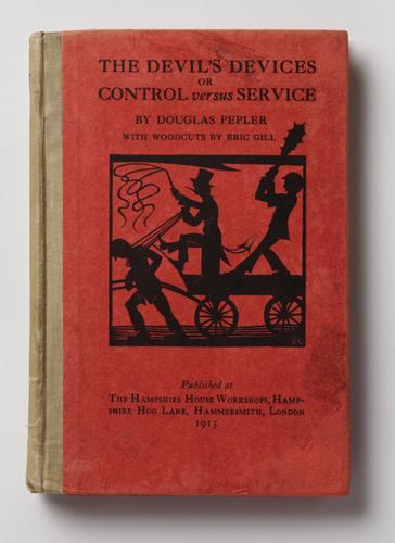 The Devil's devices, or, Control versus service by H. D. C. Pepler