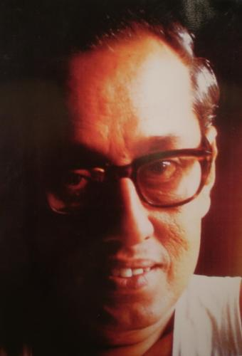 Photo of Narayan Sanyal
