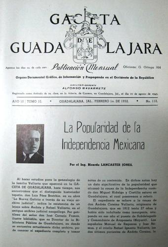 La Popularidad de la Independencia Mexicana by Ricardo Lancaster-Jones
