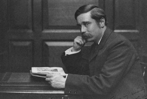 Photo of H. G. Wells