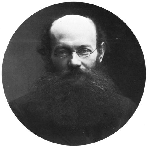 Photo of Peter Kropotkin