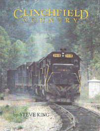Clinchfield country by Steve King
