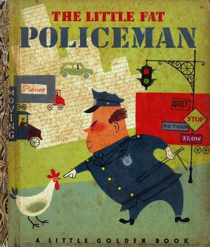 The Little Fat Policeman by Margaret Wise Brown