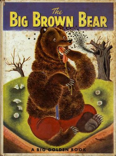 The Big Brown Bear